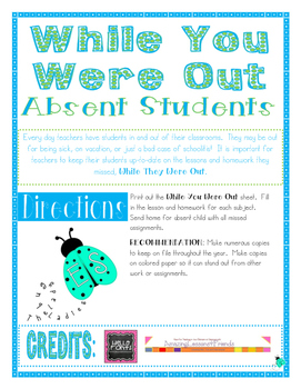 Absent Students