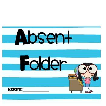 Absent Work Folder