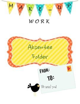Absentee Folders