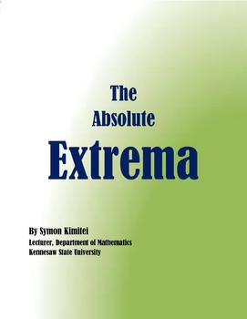 THE LOCAL EXTREMA: LOCAL MAXIMUM AND LOCAL MINIMUM OF F(X)