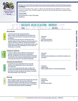 Design a Device - Week 4 of 4  - STEM Lesson Plan