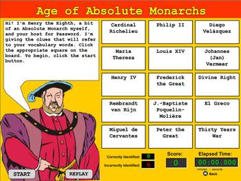 Absolute Monarchs Bonus Pack - Bill Burton