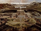 Absolute Monarchy and France