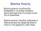 Absolute & Relative Poverty & The Main Causes of Poverty i