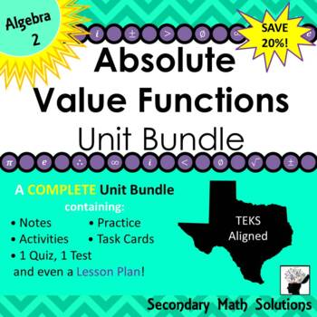 Absolute Value Bundle