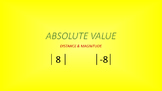 Absolute Value: Distance & Magnitude