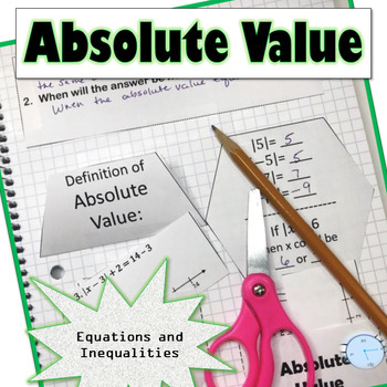 Absolute Value Equations and Inequalities
