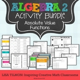 Absolute Value Functions Activity Bundle