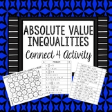 Absolute Value Inequalities Connect 4 Game