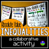 Absolute Value Inequalities Pennant Activity