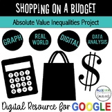 Absolute Value Inequalities   Project Based Learning   Distance Learning