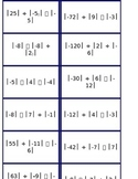 Absolute Value Matching