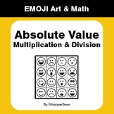 Absolute Value - Multiplication & Division - Emoji Art & M