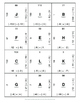 Absolute Value: Multiplication & Division - Puzzles