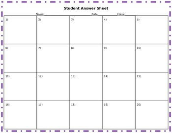 Absolute Value Task Card Set *Aligned to CCSS 6.NS.7
