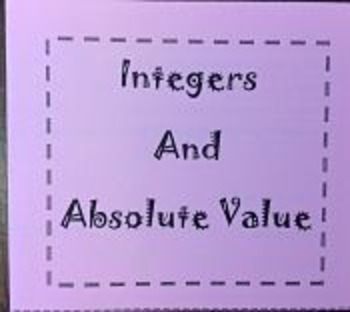 Absolute Value and Integer Foldable