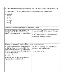 Absolute Value and Rational Numbers Word Problems