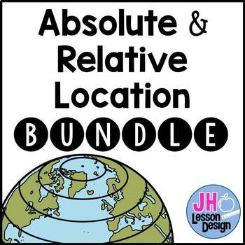 Absolute and Relative Location BUNDLE