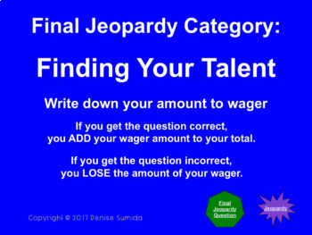 Absolutely Almost by Lisa Graff Jeopardy