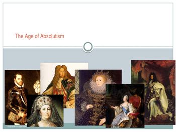 Absolutism Lecture