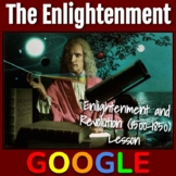 Absolutism and Revolution Lesson: The Enlightenment