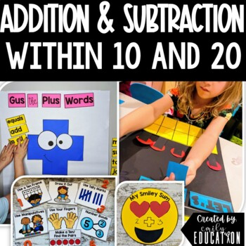 Addition Activity Pack: Activities for Teaching Addition Strategies