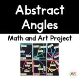 Abstract Angle Art