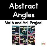 Abstract Angle Art