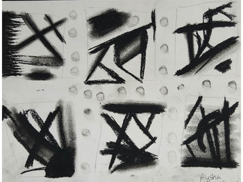 Abstract Art Lesson - Abstract Expressionism