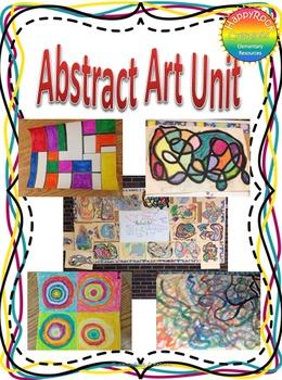 Abstract Art Mini-Unit