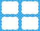 Blank Task Cards - Basics: Abstract Circles | Editable PowerPoint