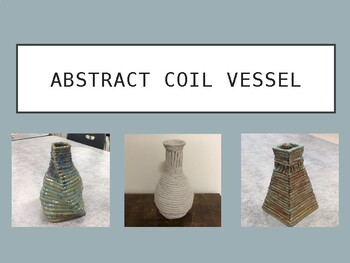 Abstract Coil Vessel - PowerPoint Presentation