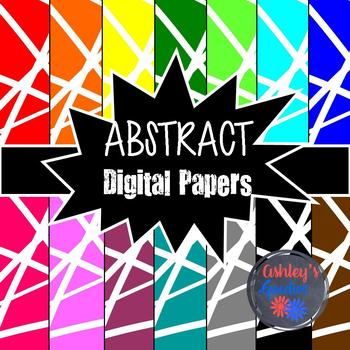 Abstract Digital Paper