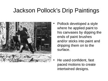 Abstract Expressionism Powerpoint