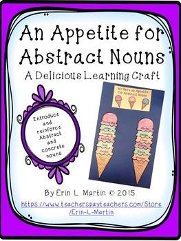 Abstract Noun Bundle