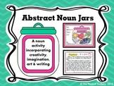 Abstract Noun Jars (Art/Writing Activity)