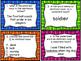 Abstract Noun Task Cards