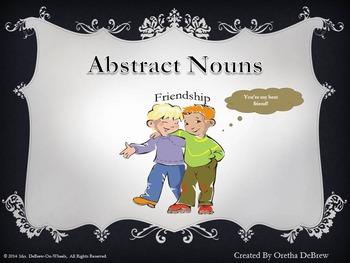 Abstract Nouns