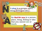 Abstract Nouns Powerpoint