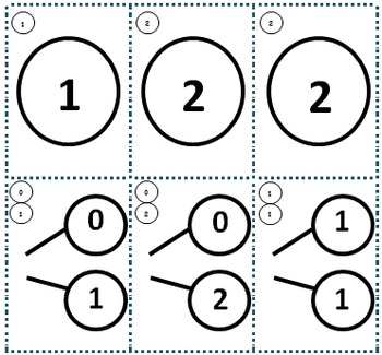 Abstract Number Bonds