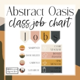 Abstract Oasis Class Job Chart