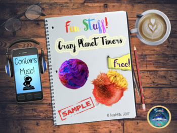 Abstract Planet Timers - FREE