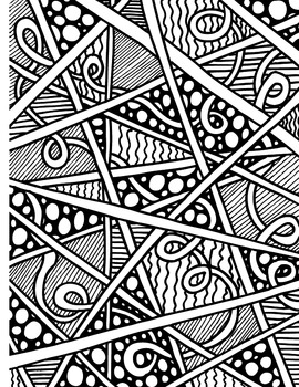 AbstractDoodles Free 1