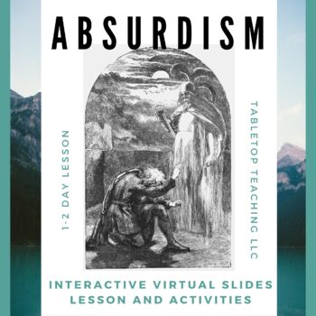 Absurdism Interactive Slides Lesson