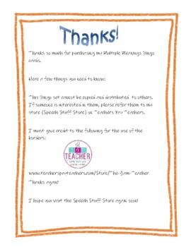 Absurdities Bingo
