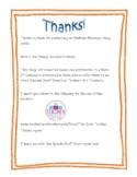 Distance Learning - Absurdities Bingo