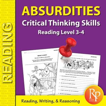 Absurdities: Critical Thinking Skills