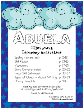 Abuela (Supplemental Materials)