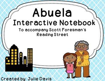 Abuela Interactive Notebook Journal