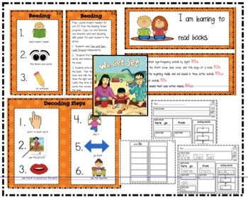 Abuela Reading Street Unit 4 Week 6 Common Core Literacy Stations